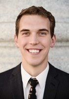 A photo of Brett, a tutor from Utah Valley University