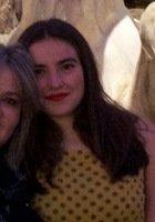 A photo of Alejandra, a tutor from University of Nevada-Reno