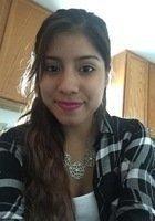 A photo of Sara, a tutor from Rutgers University-New Brunswick