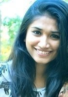 A photo of Smriti, a tutor from University of Madras