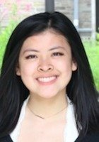 A photo of Eileen, a tutor from Cornell University