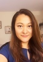 A photo of Cindy, a tutor from McDaniel College