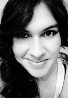 A photo of Tania, a tutor from Instituto Tecnologico de Mxico