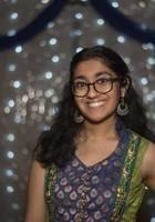 A photo of Sneha, a tutor from University of Kansas