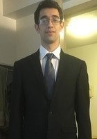 A photo of Joseph, a tutor from New York University