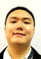 A photo of Bin Zhao, a tutor from CUNY Bernard M Baruch College