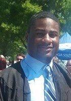 A photo of Jamel, a tutor from Georgia Southern University