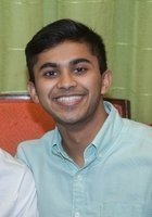 A photo of Paras, a tutor from Virginia Commonwealth University