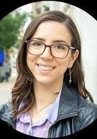 A photo of Natasha, a tutor from Tufts University