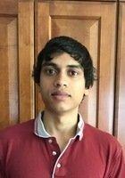 A photo of Akshay, a tutor from University of North Carolina at Chapel Hill