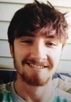 A photo of Seth, a tutor from Central Connecticut State University