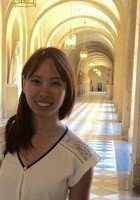 A photo of Nancy, a tutor from Stony Brook University