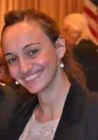 A photo of Jonida, a tutor from University of New York Tirana