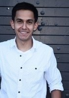 A photo of Jacob, a tutor from Texas Tech University Health Sciences Center