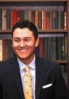 A photo of Misael, a tutor from Yale University