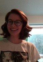 A photo of Sara, a tutor from University of Utah