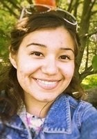 A photo of Graciela, a tutor from Case Western Reserve University