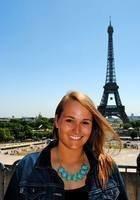 A photo of Katie, a tutor from University of Wisconsin-Oshkosh