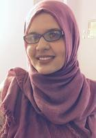 A photo of Rabia, a tutor from University of Houston