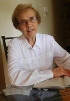A photo of Linda, a tutor from Saint Cloud State University