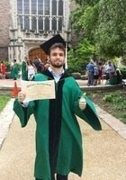 A photo of Zachary, a tutor from Washington University in St Louis