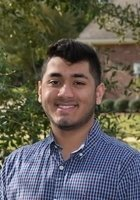 A photo of Sayed, a tutor from The University of Texas at Austin