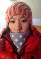 A photo of Yuxin, a tutor from South China normal university