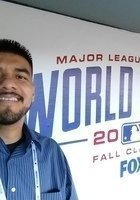 A photo of Juan, a tutor from Grand Canyon University
