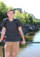A photo of Kaelon, a tutor from University of Arizona