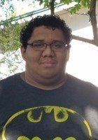 A photo of Juan, a tutor from The University of Texas at San Antonio