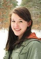 A photo of Abigail, a tutor from Middlebury College