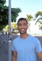 A photo of Amar, a tutor from Temple University