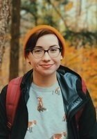 A photo of Gabriele, a tutor from Reed College