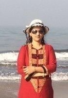 A photo of Shivani, a tutor from Anna University India