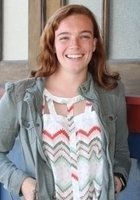 A photo of Niamh, a tutor from Worcester Polytechnic Institute