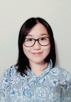 A photo of Patricia, a tutor from Washington University in St Louis