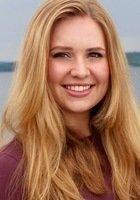 A photo of Jane, a tutor from Princeton University