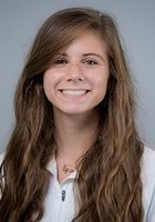 A photo of Grace, a tutor from University of Arkansas