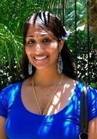 A photo of Ranjani, a tutor from University of Maryland-College Park