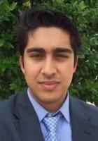 A photo of Amirbahador, a tutor from University of Florida