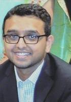 A photo of Manan, a tutor from Loyola University-Chicago