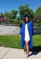 A photo of Daniela, a tutor from Wheaton College (Illinois)