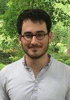 A photo of Henry, a tutor from Yale University