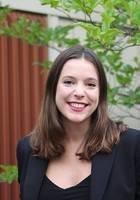 A photo of Emma, a tutor from Northwestern University