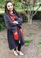 A photo of Madeeha, a tutor from University of Maryland-College Park