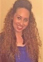 A photo of Ivette, a tutor from California State University-Northridge