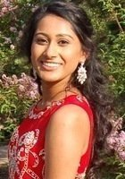 A photo of Prachi, a tutor from Marquette University