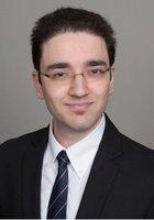 A photo of Mikhail, a tutor from Stony Brook University