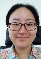 A photo of Hong, a tutor from Suzhou University