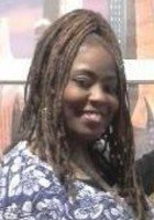 A photo of Kelley, a tutor from Chicago State University